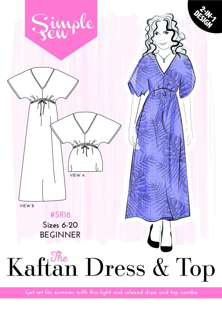 The Kaftan Dress and Top