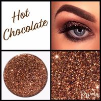 Hot Chocolate Glitter Shadow