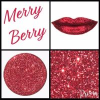 Merry Berry Glitter Shadow