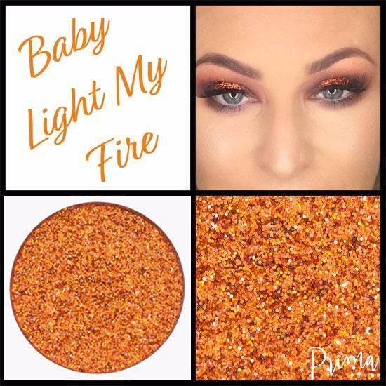 Baby Light My Fire Glitter Shadow