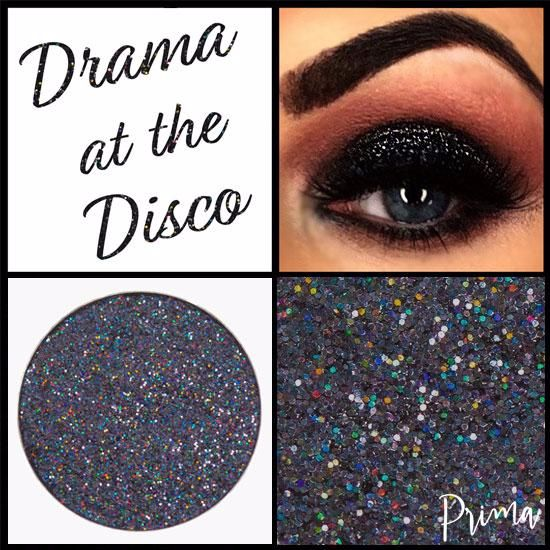 Drama At The Disco Glitter Shadow