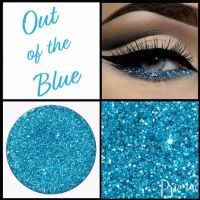 Out of The Blue Glitter Shadow