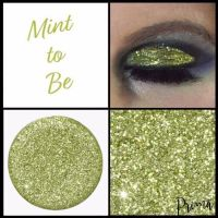 Mint To Be Glitter Shadow