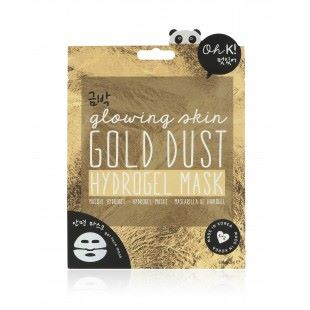 Oh K Gold Dust hydrogel Face Mask
