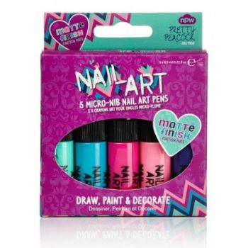 Nail Art Mini Pens Matt Finish