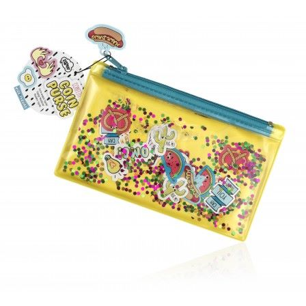 Vibe Squad Squishy Pencil Case