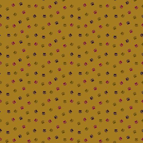 Serengeti Paw Print