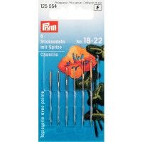 Prym Embroidery Needles Chenille sharp point No. 18-22