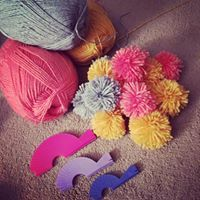 Pom Pom maker set of 3