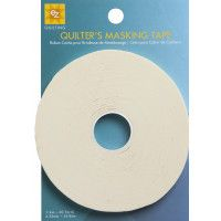 "Quilters Masking Tape 1/4"" 60 yards"