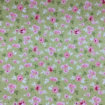 Petit Florals Green