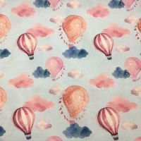 Cotton Hot Air Balloons