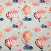 Cotton Hot Air Balloons