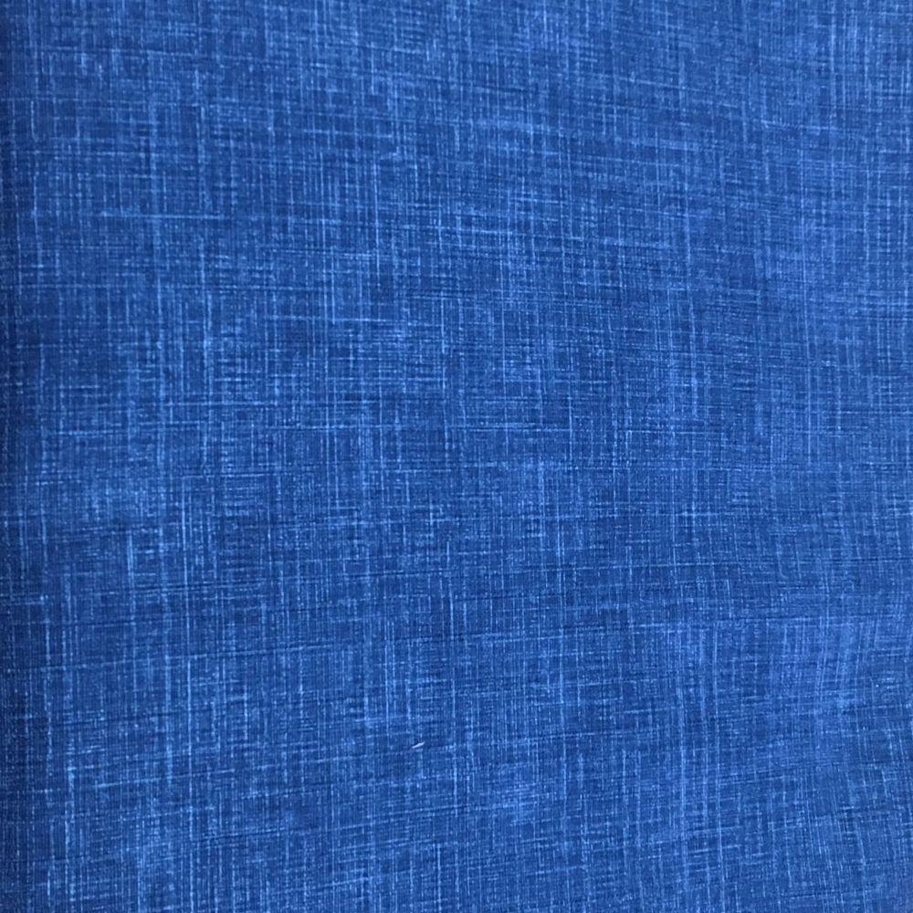 Linen Look calbot blue