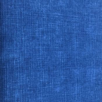 Linen Look calbot blue