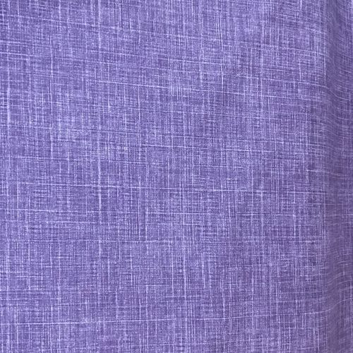 Linen Look Purple
