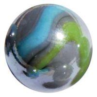 Thunderbolt Marbles 25mm