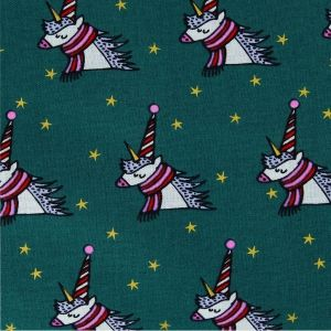 Rico Designs Christmas Unicorn