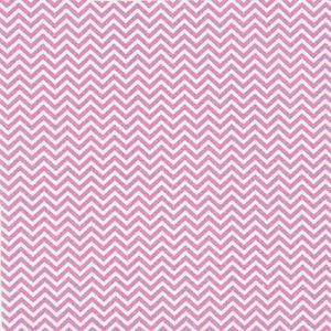 Rico Designs Zigzag Pink