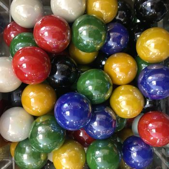 Pearly Marbles 22mm
