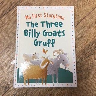 Three Billy Goats Gruff Storytime