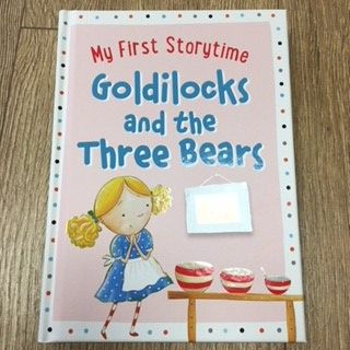 Goldilocks And The Three Bears Storytime