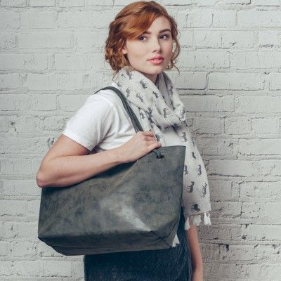 Mero Ladies Shoulder Bag Black