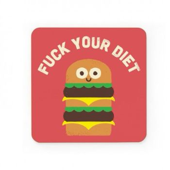 Discounting Calories Coaster