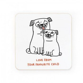 Favourite Child Coaster