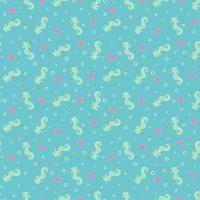 Merryn Seahorse Blue