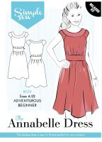 Simple Sew The Annabelle Dress