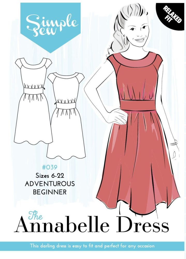 The Annabelle Dress Simply Sew