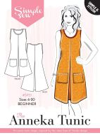 The Anneka Tunic Simply Sew