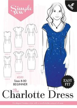 The Charlotte Dress Simply Sew