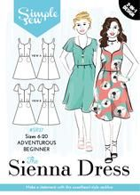 The Sienna Dress Simply Sew
