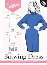 The Batwig Dress and Jumper Simply Sew