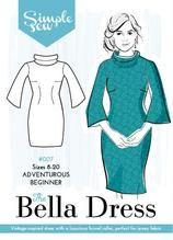The Bella Dress Simply Sew