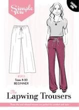 The Lapwing Trousers Simply Sew