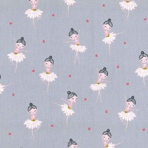 Cotton Extra Wide Ballerina