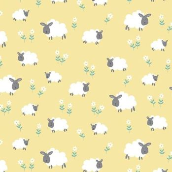 Makower Counting Sheep Fabric