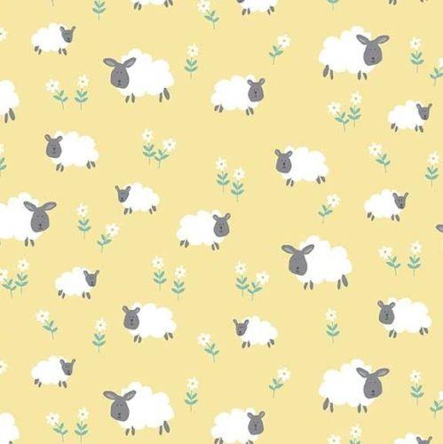 Makower Counting Sheep Fabric