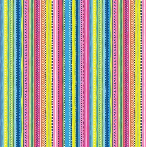 Makower Ellie Dotty Fabric