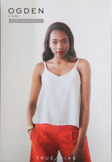 True Bias Sewing Patterns Ogden Cami