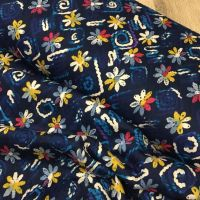 Quilted Knit Fabric