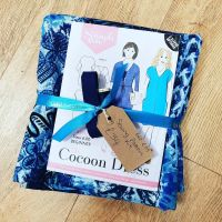 The Cocoon Dress Sewing Kit