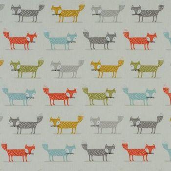 Foxes PVC