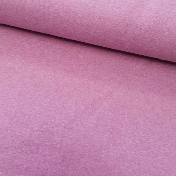 Sweatshirt Jersey Pink Fleece Lined