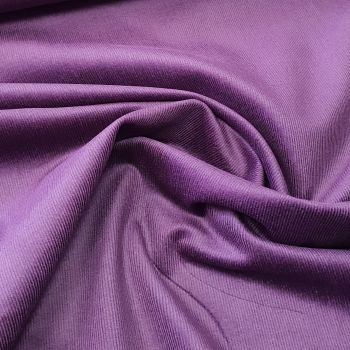 Stretch Corduroy Purple
