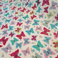 OilCloth Flutterby Candy