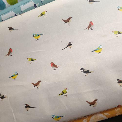 Garden Birds PVC